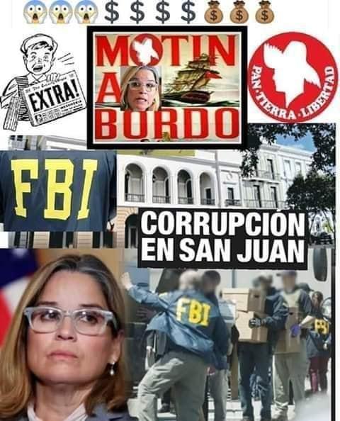 Yulín FBI SJ