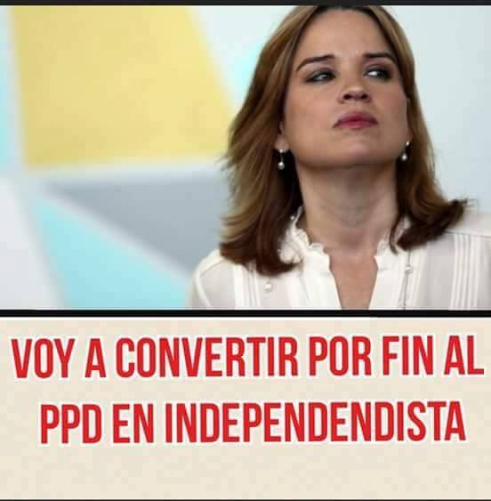 Yulin PPD a Independentista