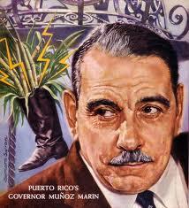 LMM ante el Congreso USA al estar analizando la Ley 600 y al preguntársele si estaba consciente de que Puerto Rico se mantendría bajo la Clausula Territorial, contestó algo así como que aceptaba los poderes del Congreso por si Puerto Rico alguna vez se volviera loco, el Congreso podría intervenir y arreglarlo.